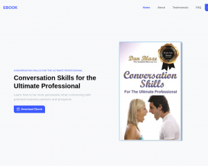Conversation Skills for the Ultimate Professional