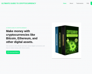 Cryptocurrency Guide eBook