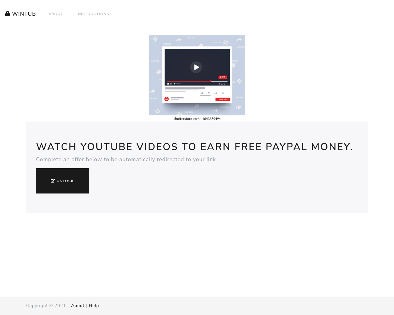 Watch YouTube videos to earn free PayPal money.