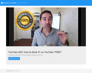 YouTube SEO: How to Rank #1 on YouTube Course Download