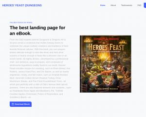 Heroes' Feast (Dungeons