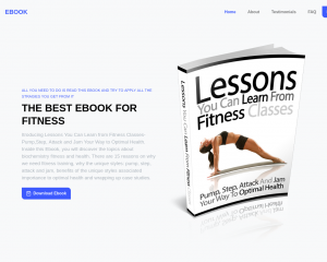 This Ebook will show you the right way of becoming  fit and healthy