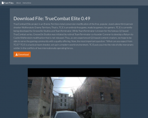 TrueCombat Elite 0.49