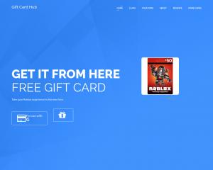 Get A $50 Roblox Game Card