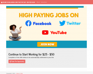 Get Paid $30 To Use Facebook, Twitter And YouTube