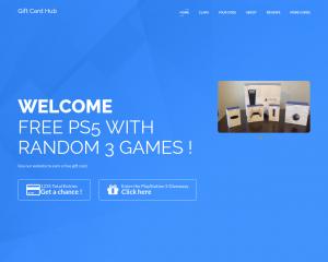 GamerzJourney PS5 September GiveAway + 3 Random Games