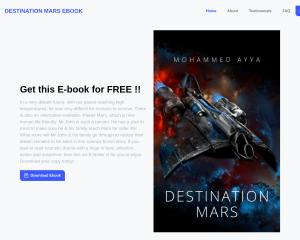Destination Mars Ebook