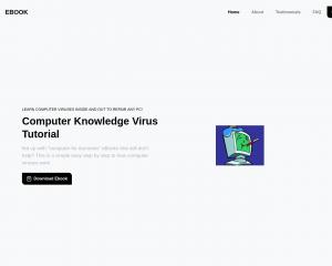 Computer Knowledge Virus Tutorial
