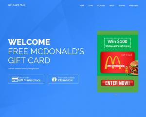 Get free $100 MacDonald gift card