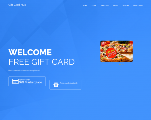 Get 100$ Pizza Hut Gift Card