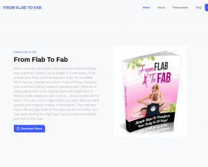 From Flab To Fab