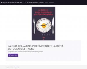 LA GUIA DEL AYUNO INTERMITENTE Y LA DIETA CETOGENICA FITNESS