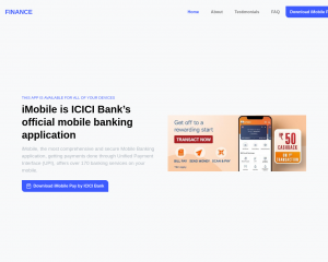 iMobile Pay by ICICI Bank