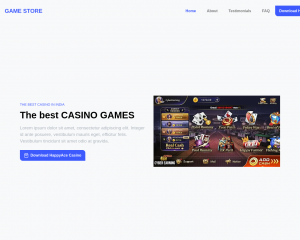 HappyAce Casino (india)